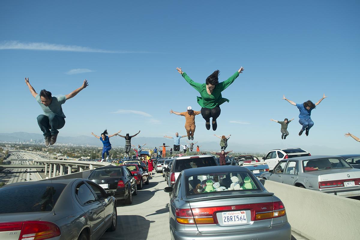 The cast of La La Land. Photo Credit: Dale Robinette