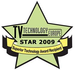 TV Tech Europe Star Award
