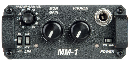 MM-1 » Sound Devices