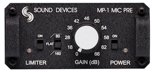 MP-1 » Sound Devices