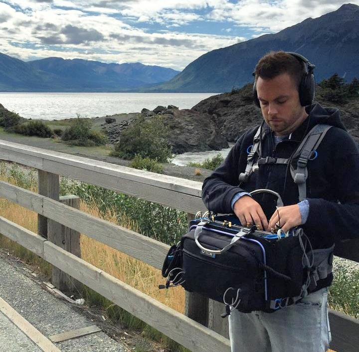 Joshua Baggett on location in Alaska part 2