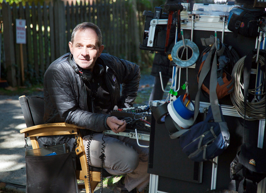 Thomas Varga's cart setup