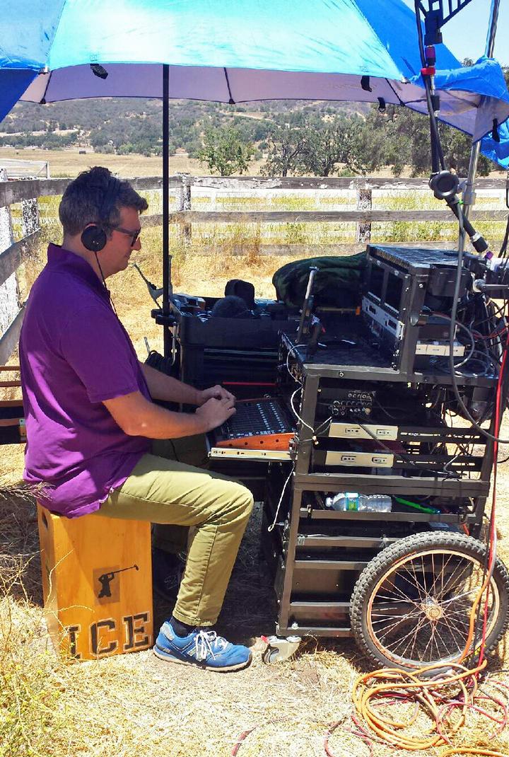 Jamie Gambell's Cart