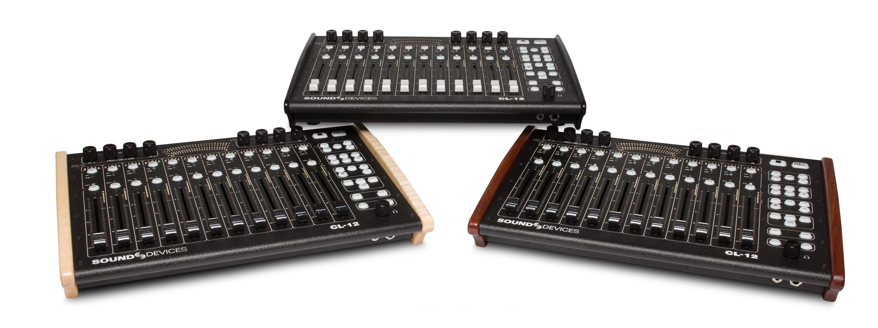 CL-12 Linear Fader Controller options