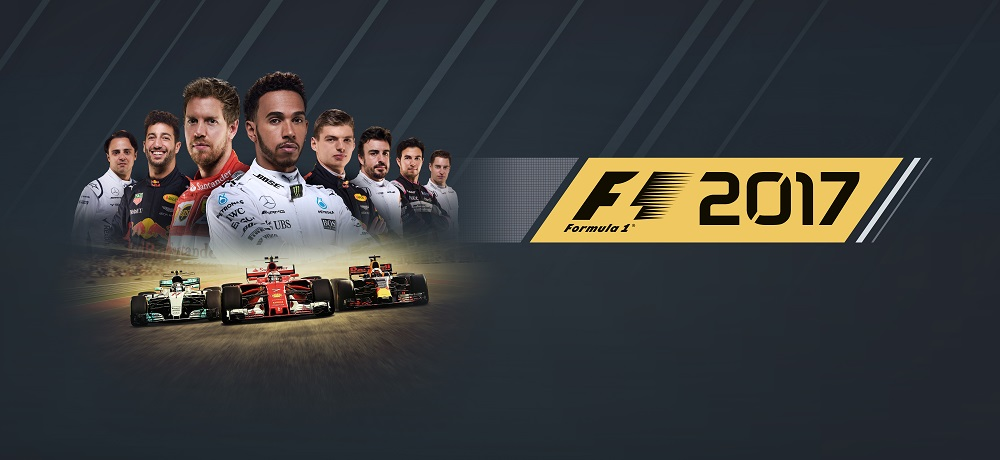 F1 Artwork with Logo