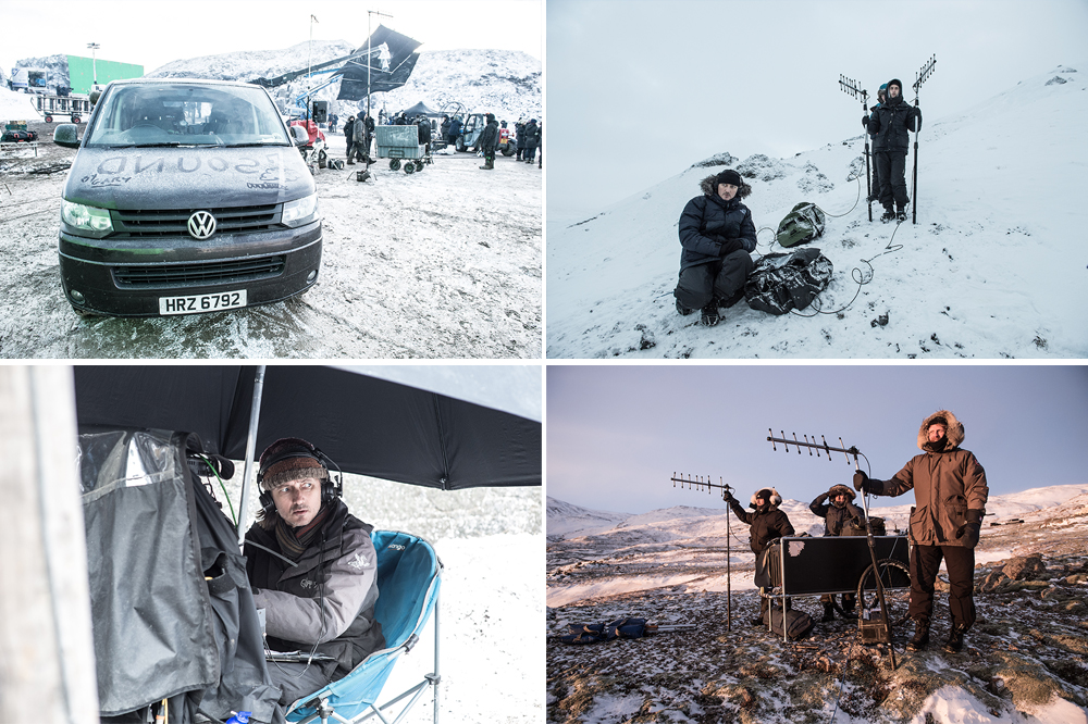 Location Collage Season 7 Game of Thrones- Photo Credit: Helen Sloan - HBO