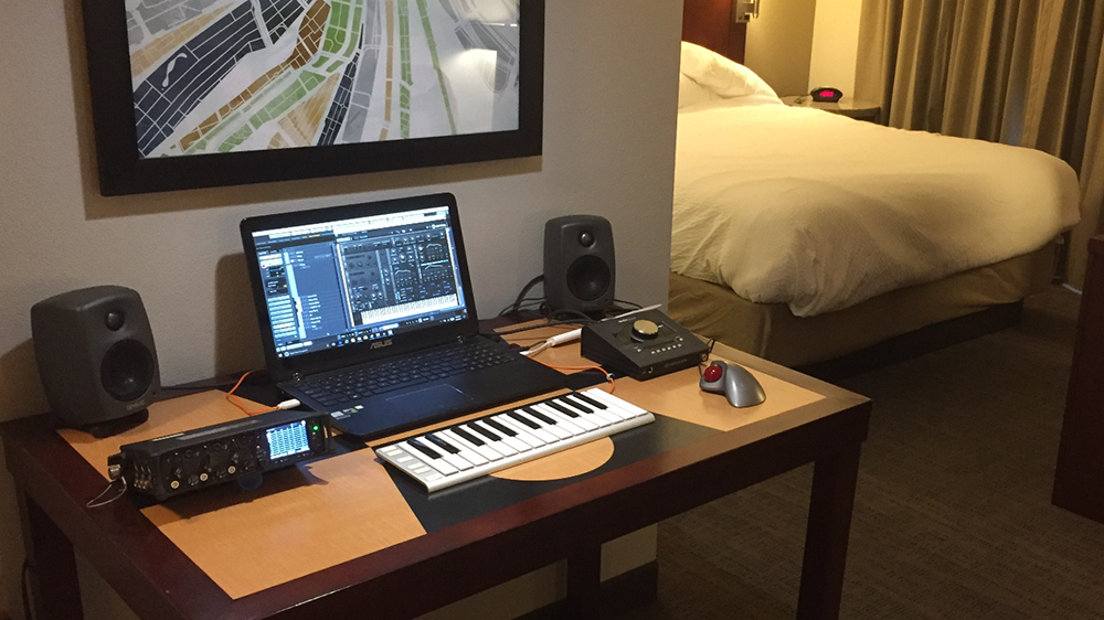 Deeth's Portable Studio