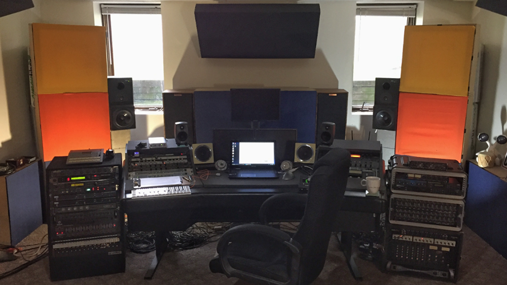 Jeff Deeth's MN Audio/Music Studio