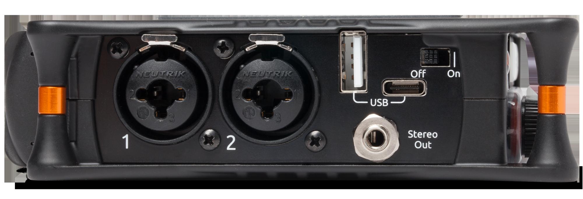 MixPre-6 » Sound Devices