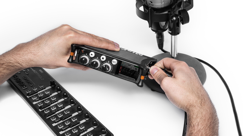 MixPre-3 » Sound Devices