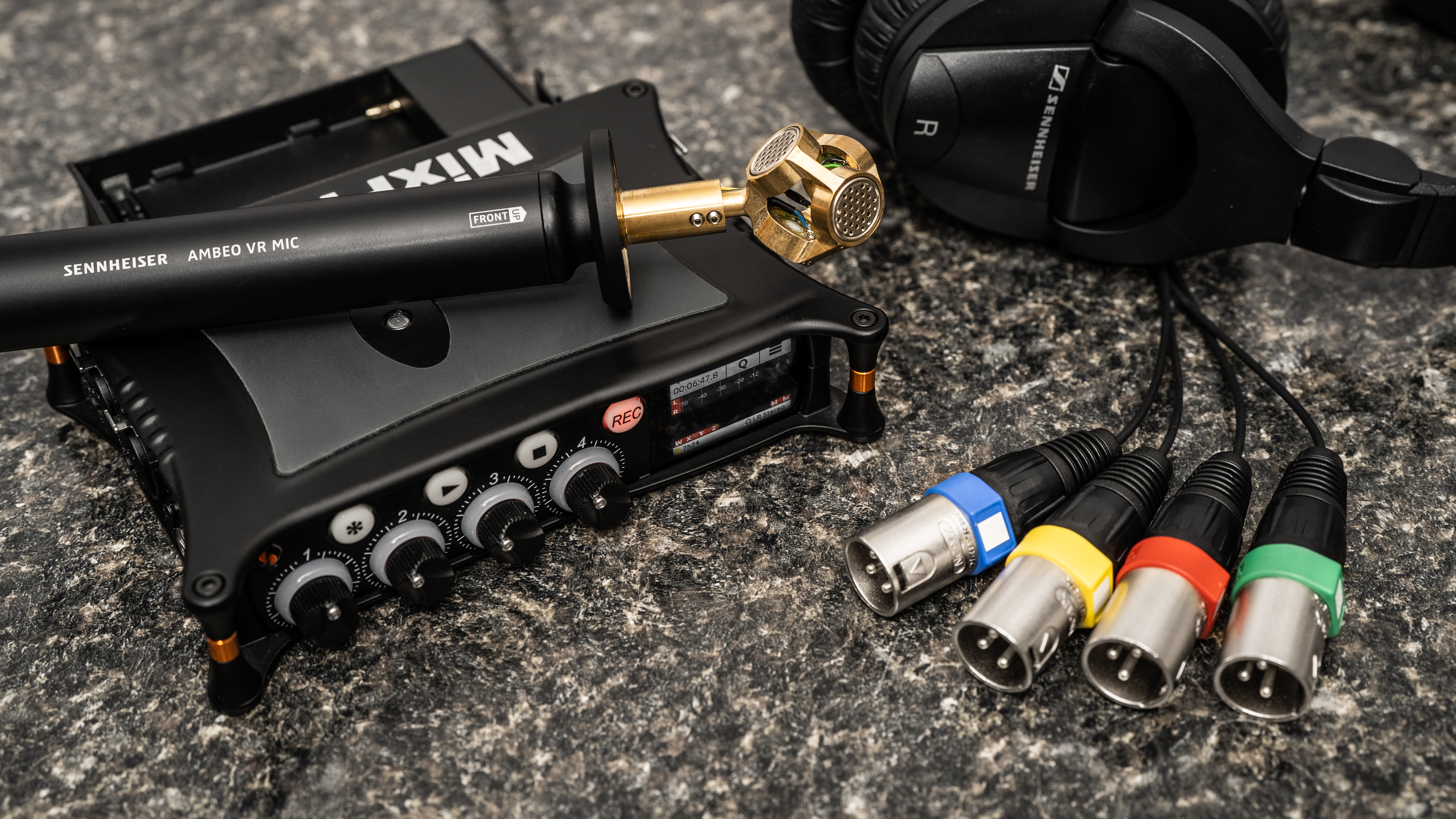 MixPre-6 » Sound Devices